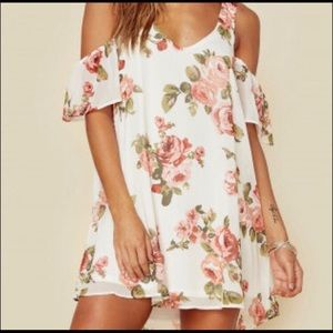 Show Me Your Mumu Floral Birdie Dress